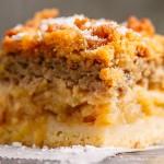 kolac od jabuka, pita od jabuka, jabukovaca | balkanlunchbox.com