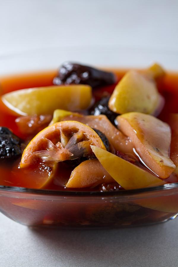Kompot od voća, Fruit Compote