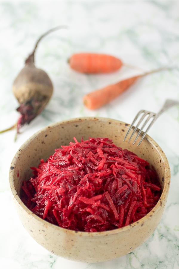 Salata od rendane cvekla i mrkva: najzdraviji obrok koje ćete pojesti ove sedmice.