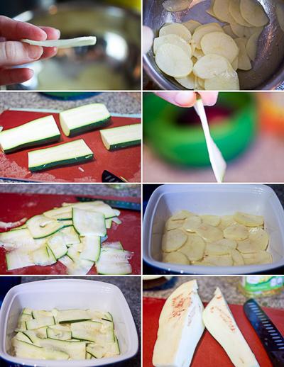 Musaka od patlidžana i tikvica je jedan od rijetkih vegetarijanskih jela sa baklana. Nekomplikovano jelo iz jedne tepsije sastavljeno od 5 sastojaka, ova vegetarijanska musaka je odlična uz salaticu u poslijepodnevnim satima tokom vikenda.