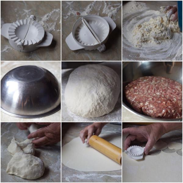 Detaljan recept za perfektne klepe sa mesom (vrsta balkanskih raviola), koje će vam ispasti odlično još od prvog puta.