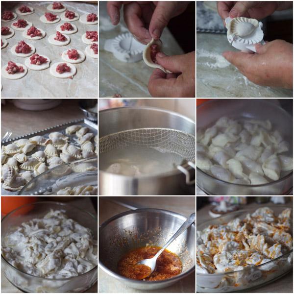 Detaljan recept za perfektne klepe sa mesom (vrsta balkanskih raviola), koje će vam ispasti odlično još od prvog puta.Detaljan recept za perfektne klepe sa mesom (vrsta balkanskih raviola), koje će vam ispasti odlično još od prvog puta.