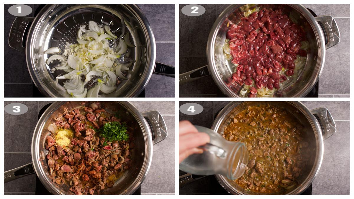 Slike pripreme recepta.