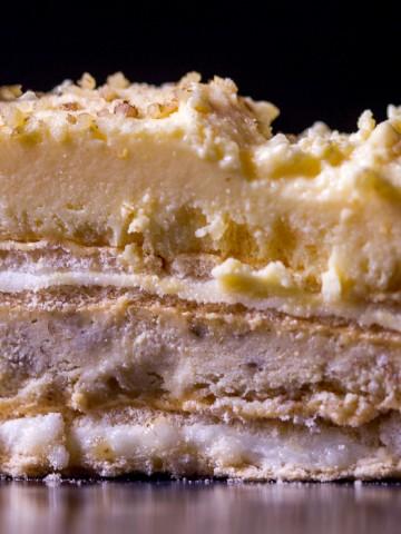 bolja nego pavlova, spanski vjetar, španski vjetar, torta, dezert | balkanlunchbox.com