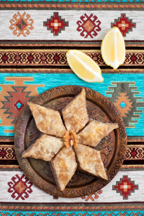 Balkan (Bosnian) Baklava Recipe - Balkan Lunch Box