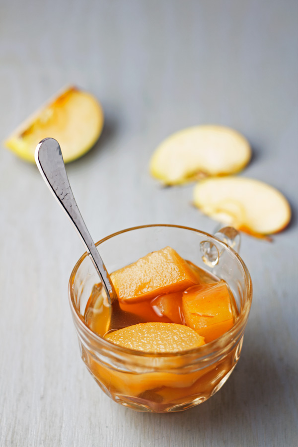 Apple Compote/ Stewed Apples Recipe - Balkan Lunch Box