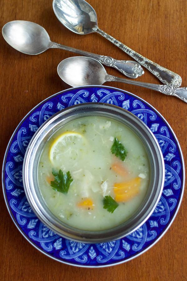 beys soup begova corba bosnian traditional soup