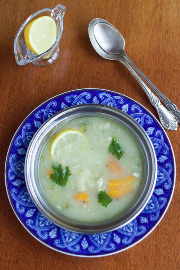 beys soup begova corba bosnian traditional soup01