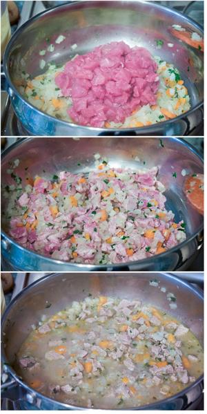 bamija bamia bamya okra veal sauce stew01