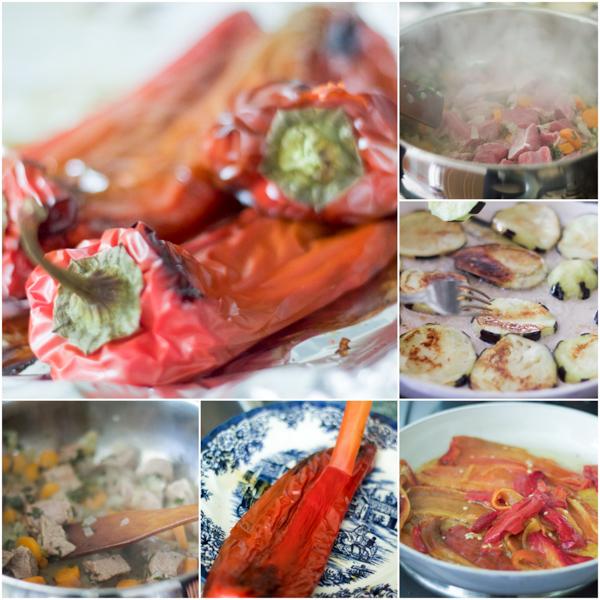 eggplant pepper veal sauce sos s patlidzanima i paprikama02