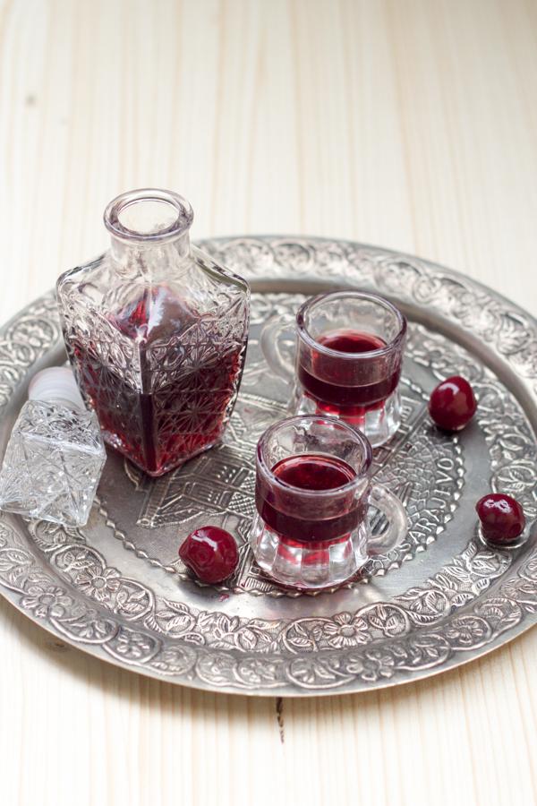 visnjevaca homemade sour cherry brandy sherry main