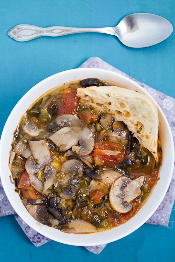 Mushroom Soup Herzegovina (Supa od Gljiva) main 02