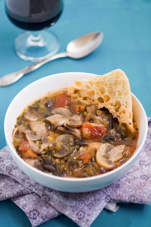 Mushroom Soup Herzegovina (Supa od Gljiva)02
