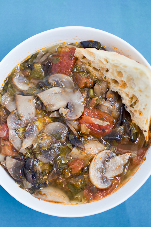 Mushroom Soup Herzegovina (Supa od Gljiva)04