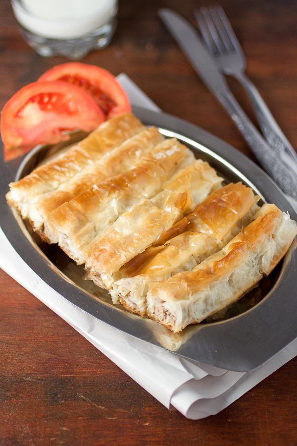 main 02 slagani sareni burek ground beef and potato pie with phyllo recipe
