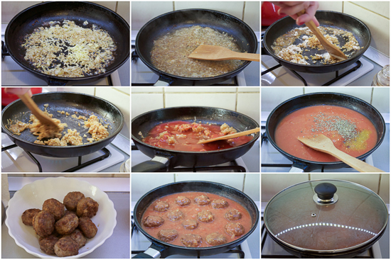 Balkan Meatballs Cufte cuftete 02