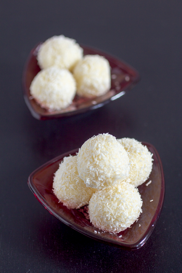 00 coconut raffaello balls rafaelo kuglice od kokosa