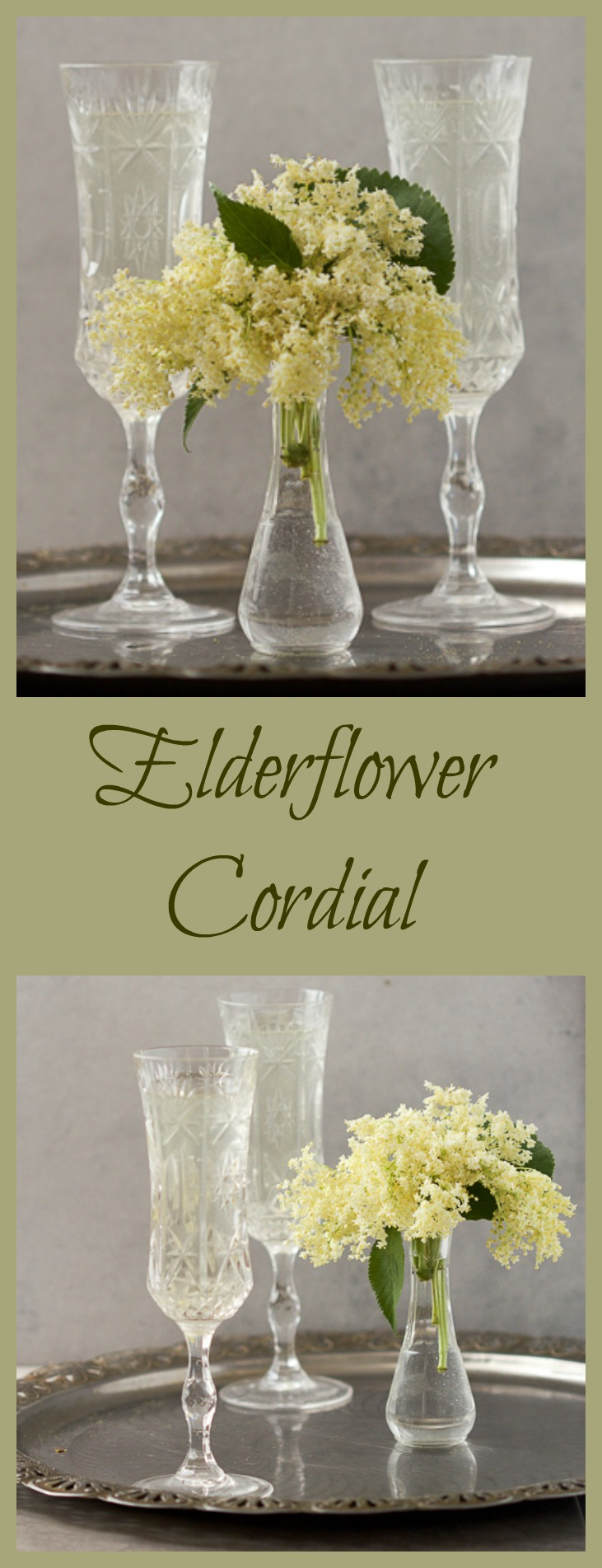Elderflower cordial (aka zova) is an invigorating, and fresh, homemade juice made from the elderberry tree flowers. If you find regular juices too heavy and water too light, then the elderflower cordial is the drink for you.
