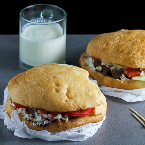 balkan gourmet hamburger pljeskavica pljeskavice foodgawker