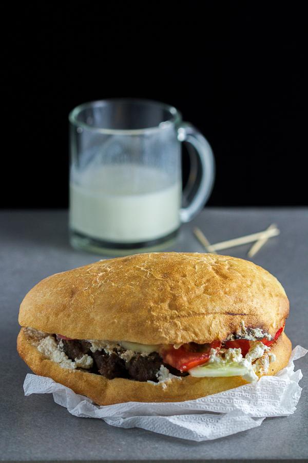 balkan gourmet hamburger pljeskavica pljeskavice main