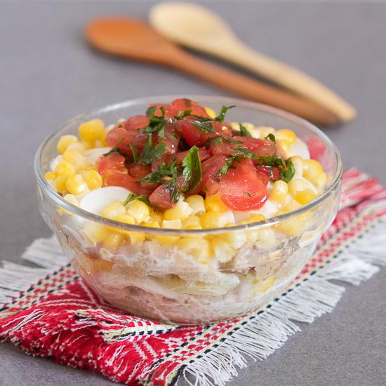 Tuna and egg salad balkan lunch box tuna and egg salad foodgawker forumfinder Images