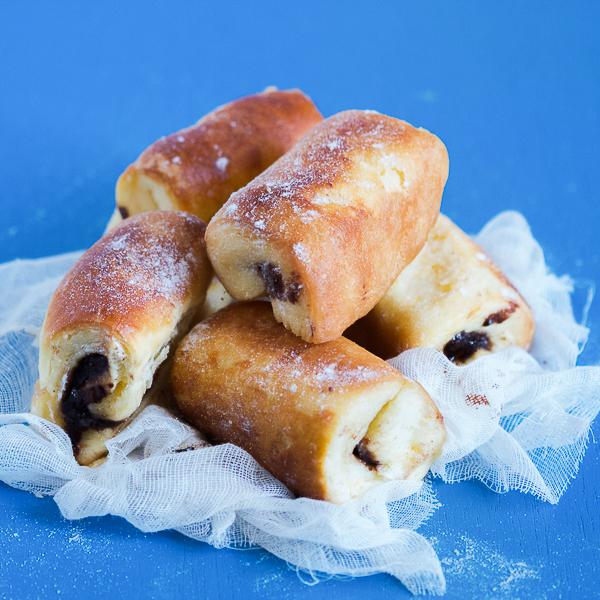 Nutella Rolls Buhtle sa Eurokremomfoodgawker
