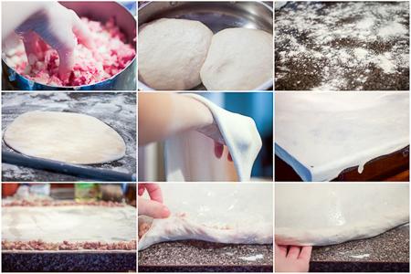 Ovo je jednostavniji recept za pravljenje domaćeg tijesta za jufku koja se koristi pri pravljenju pita kao što je šareni burek.