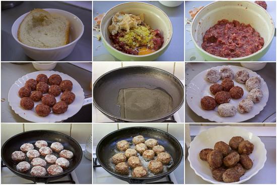 Slijedi recept za ćuftete: ukusno jelo za koje je potrebno 35 minuta. Možete li poželjeti bolje od toga? (Ne zaboravite napraviti i špagete ili makarone.)