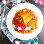 Punjenje/filovane paprike spadaju u vrstu jela koje se nazivaju dolmama.