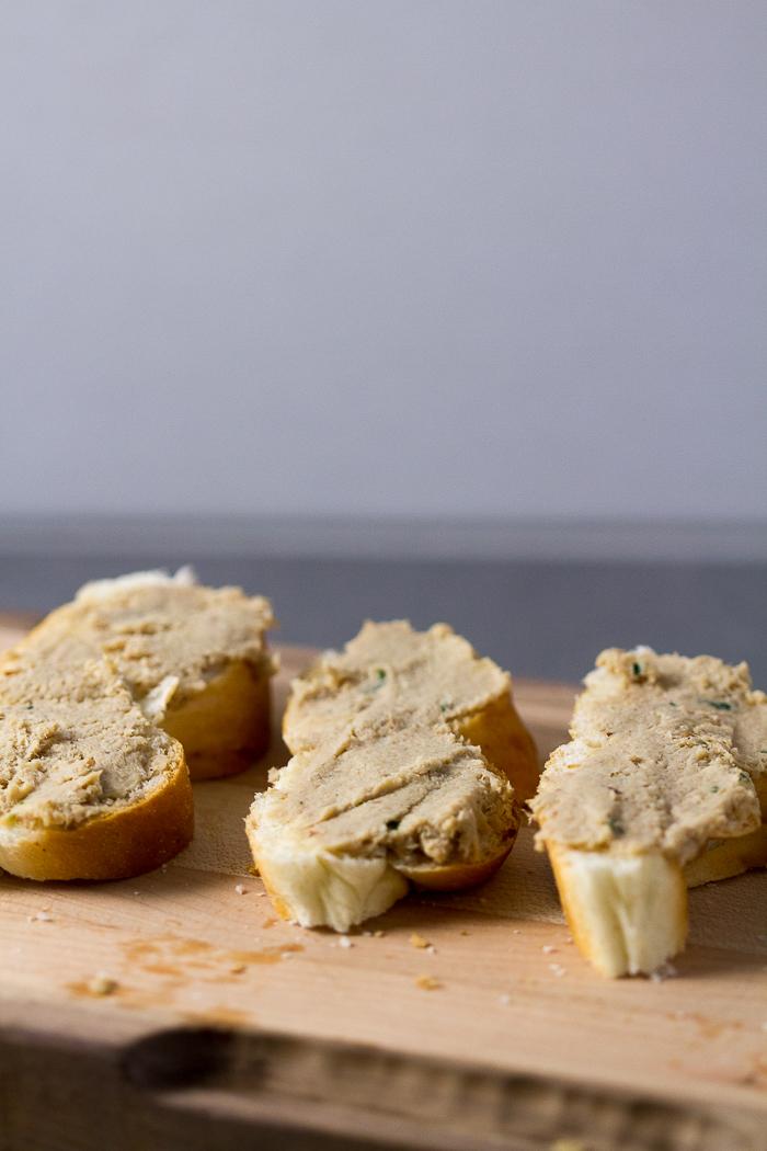Homemade Veal Pate #veal #pate | balkanlunchbox.com