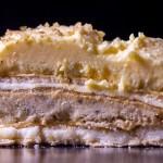 meringue cake, cream cake, meringue cream cake, pavlova, pavlova cake, meringue cream cake | balkanlunchbox.com